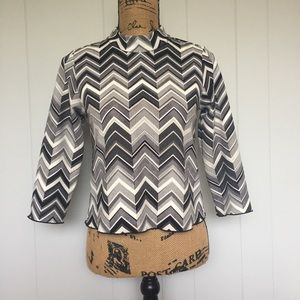 Vince Camuto 3/4 Sleeve Blouse